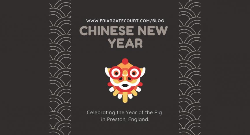chinese new year preston