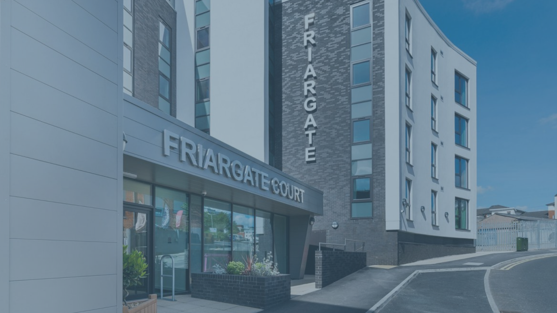 friargate student accommodation preston