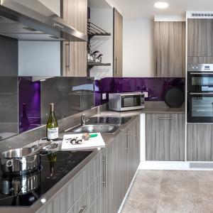 living area Friargate accommodation in Preston